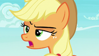Applejack --there's no emergency-- S6E22
