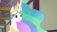 Celestia -shaping young pony minds- S8E1