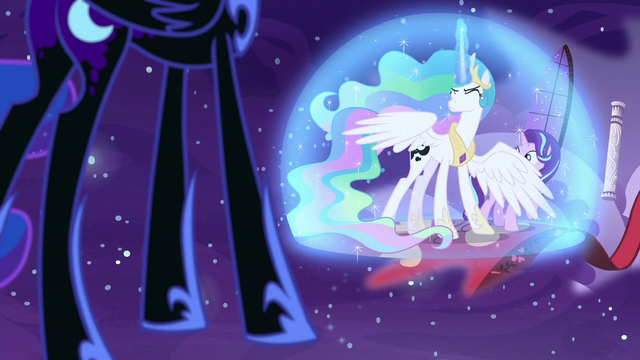 File:Celestia protects Starlight from Nightmare Moon S7E10.png