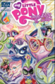 Comic issue 30 Comics and Ponies cover.png