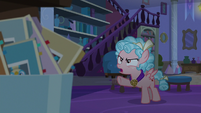 "Cozy ""those are Twilight's student files!"" S8E25"