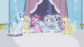 Crystal main ponies no Twilight S3E2.png