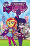 Equestria Girls Friendship Games Book cover