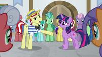 Flim -to have the Friendship Princess- S8E16