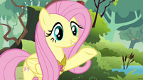 "Fluttershy ""we're making great progress"" S03E10"