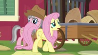 Fluttershy -less like a cage- S7E5