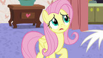 Fluttershy looking disappointed again S7E12