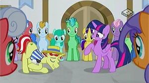 MLP FiM - Friendship U Indonesian