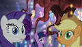 Mane Six hear Cadance and Shining Armor S5E19.png