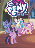My Little Pony Twilight's Kingdom cover