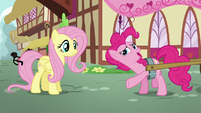 "Pinkie ""not a surprise!"" S5E19"
