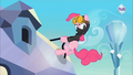 Pinkie Pie about to descend S3E1.png