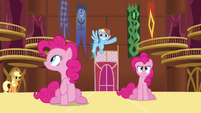 Pinkie Pie clone 'What, where' S3E3