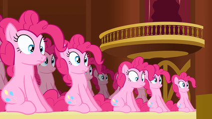 Pinkies enfileiradas T03E03