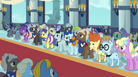 Pony crowd wedding S2E26