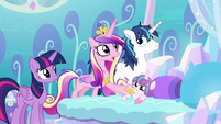 Princess Cadance --we should call it off-- S6E1