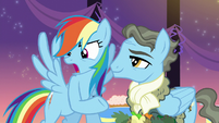 """Rainbow """"It's Wind Rider!"""" S5E15"""