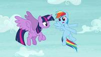 Rainbow -I know, right-- S5E5