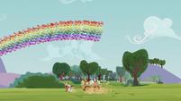 Rainbow of fruit bats 1 S03E08