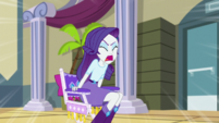 "Rarity shouting ""cut!"" EGS1"