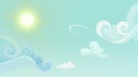 Sun shining over the soccer field CYOE2a