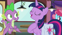 "Twilight ""I can pick up the slack"" S9E16"