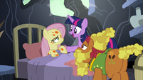"Twilight Sparkle ""I'm so glad you're okay"" S7E20"