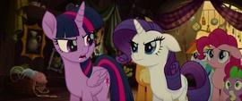 "Twilight Sparkle ""we gotta get outta here"" MLPTM"