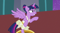 Twilight Sparkle -that can't happen again!- S7E10