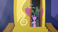 Twilight breathes in S5E22