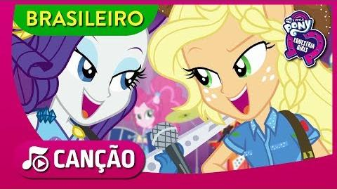 ▷Canção Cabine De Fotos MLP Equestria Girls A Montanha-Russa da Amizade Port