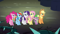 All but Twilight 'ready' S4E2