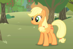 Applejack table