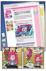 Equestria Girls Holiday Special page 5
