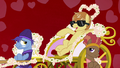 Feather Bangs lounging in a carriage S7E8.png