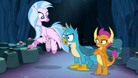 "Gallus ""that doesn't matter!"" S9E3"