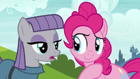"""Maud Pie confused """"what"""" S7E4"""