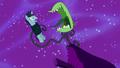 Monstrous flytrap captures Neon Lights S5E13.png