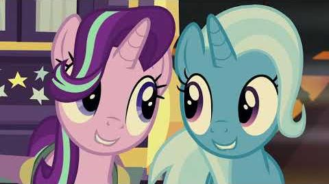 My Little Pony Friendship is Magic - We're Friendship Bound Ukrainian in STEREO