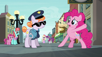 "Pinkie Pie ""if I can't get that pouch"" S6E3"
