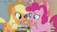 "Pinkie Pie nervous ""all the stuff she said"" S5E20"