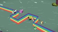 Rainbow Dash 'Agility!' S2E7