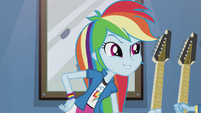 Rainbow Dash -let's see who plays best!- EG2