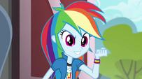 Rainbow Dash -we unleash the counter-spell then- EG2