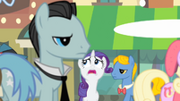 Rarity 'This town's too big...' S4E08