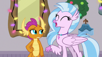 "Silverstream ""my favorite day of the year!"" S8E16"