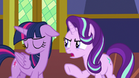 "Starlight ""doesn't mean you did anything wrong"" S7E14"