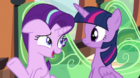 Starlight --wait to do a different friendship lesson-- S6E1