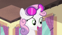 Sweetie -At least everypony else who was able to stay- S4E19