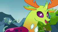 Thorax -able to convince all of them- S7E17